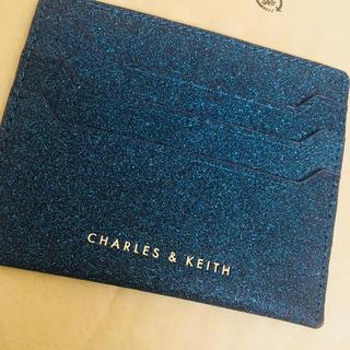チャールズアンドキース(Charles and Keith)のパスケース りお様専用(名刺入れ/定期入れ)