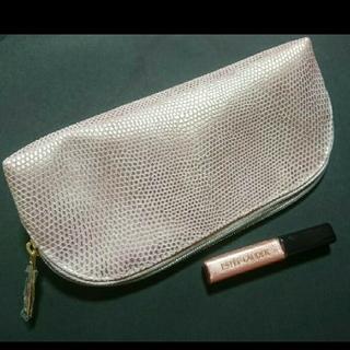 エスティローダー(Estee Lauder)のエスティーローダー 化粧ポーチ&リップグロス(リップグロス)