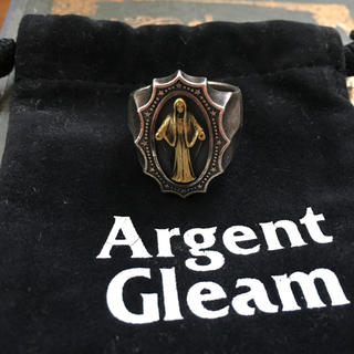 アージェントグリーム(Argent Gleam)のArgent Gleam アージェントグリーム マリア像 リング(リング(指輪))