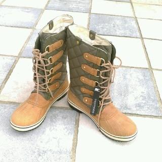 ソレル(SOREL)の新品 SOREL ソレル ブーツ 24  24.5  25cm(ブーツ)