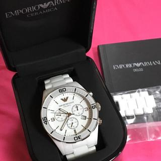 エンポリオアルマーニ(Emporio Armani)のEMPORIO ARMANI  腕時計 値下げ!(腕時計(アナログ))