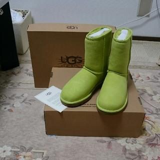 アグ(UGG)のUGG ハワイ限定色 新品 アグ ムートンブーツ(ブーツ)