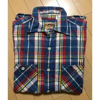 カムコ(camco)のCAMCO ネルシャツ メンズ(シャツ)