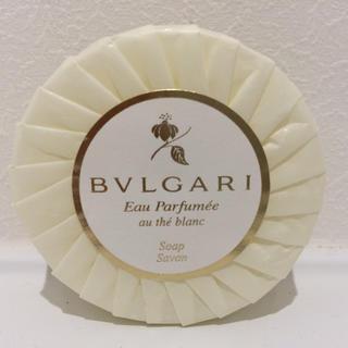 ブルガリ(BVLGARI)の【rikamama様 専用】ブルガリ石鹸×3個(ボディソープ / 石鹸)