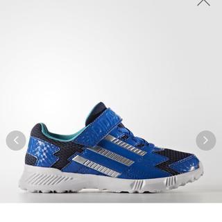 アディダス(adidas)のアディダス スニーカー 運動靴 運動会 スポーツ シューズ キッズ 24 新品 (その他)
