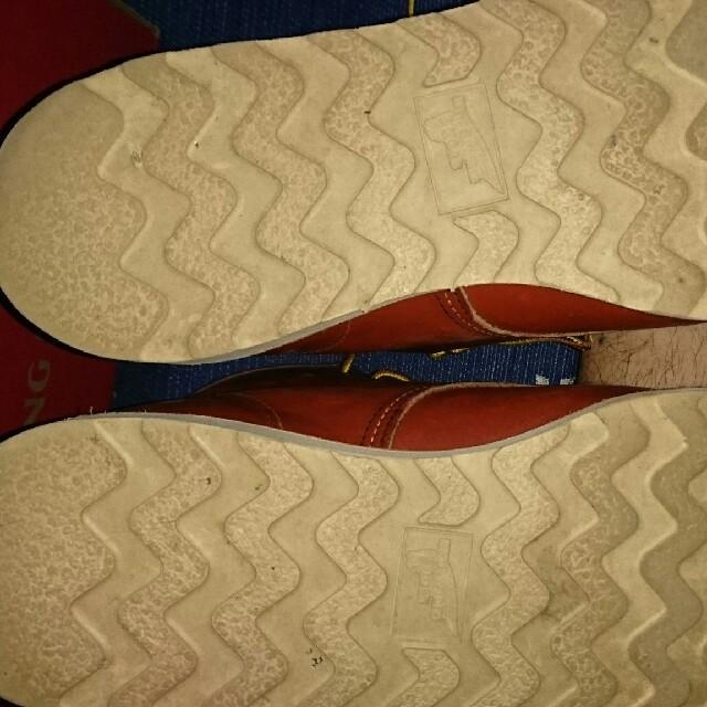 REDWING(レッドウィング)のレッド・ウィング 28センチ 美品 最終値下げ メンズの靴/シューズ(ブーツ)の商品写真