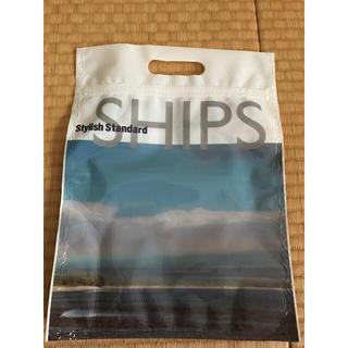 シップス(SHIPS)のSHIPSノベルティ ビニールバッグ(その他)