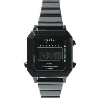 アガット(agete)のagate  アガット腕時計(腕時計)