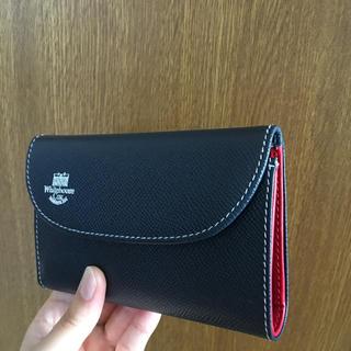 ホワイトハウスコックス(WHITEHOUSE COX)のホワイトハウスコックスの財布(折り財布)