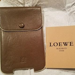 ロエベ(LOEWE)のLOEWE iPhoneケース(iPhoneケース)