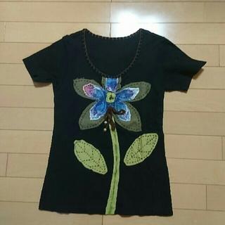 エルロデオ(EL RODEO)のひまり様、専用 エルロデオ花柄 T2着(Tシャツ(半袖/袖なし))