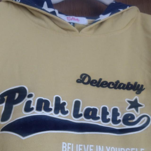 PINK-latte(ピンクラテ)のPinklatte ワンピース Mサイズ レディースのワンピース(ミニワンピース)の商品写真