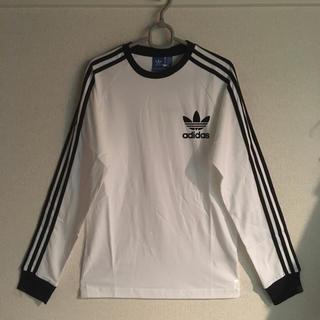 アディダス(adidas)のアディダスオリジナルス ロンT Tシャツ adidas originals(Tシャツ/カットソー(七分/長袖))
