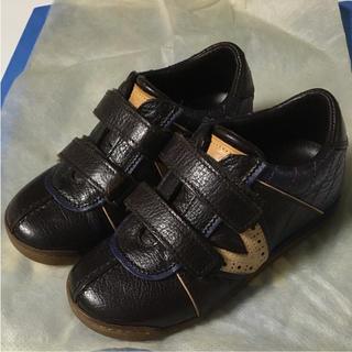ルイヴィトン(LOUIS VUITTON)の最終お値下げ 3日間 ヴィトン キッズ 革靴♡(スニーカー)