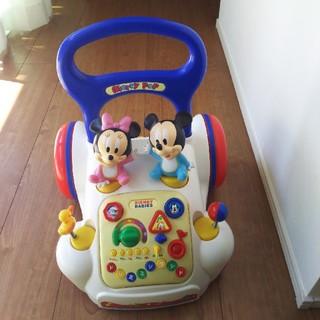 ディズニー(Disney)のディズニー メロディー メリーポップ(手押し車)(手押し車/カタカタ)