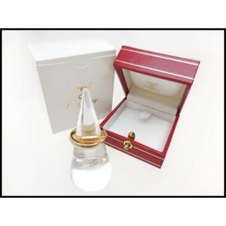 カルティエ(Cartier)のCartier カルティエ トリニティ 3連 リング k18 750 ♯56(リング(指輪))