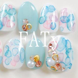 Water bubble*ミントブルー