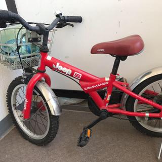 ジープ(Jeep)の子供用自転車 Jeep  (自転車)