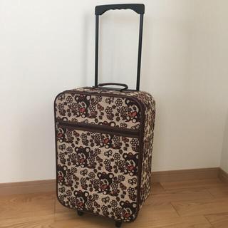スイマー(SWIMMER)のスイマー ゴブラン生地風キャリーバック(スーツケース/キャリーバッグ)