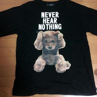 ミルクボーイ(MILKBOY)のMILKBOY ミルクボーイ くま ビッグTシャツ(Tシャツ/カットソー(半袖/袖なし))