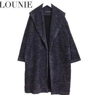 ルーニィ(LOUNIE)の新品タグ付★LOUNIEのコート★定価32000(税別)(ロングコート)