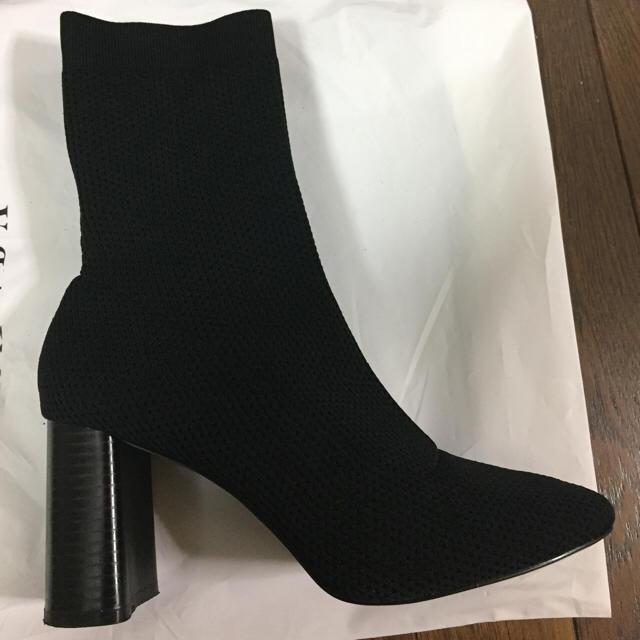 ソックス ブーツ Zara