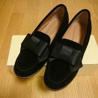 ランダ(RANDA)のリボンローファー(ローファー/革靴)