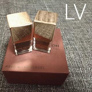 ルイヴィトン(LOUIS VUITTON)のまま様専用◆LV ルイヴィトン ネイル・ポリッシュ (マニキュア)