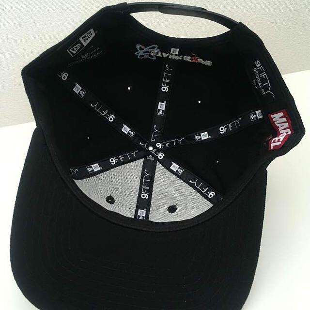 NEW ERA(ニューエラー)の9FIFTY マーベル アイアンマン スタークインダストリーズ ニューエラ メンズの帽子(キャップ)の商品写真