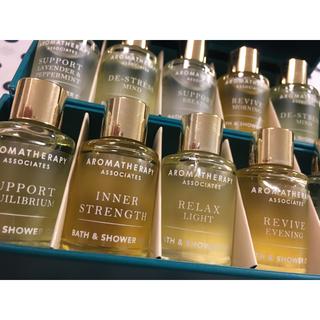 アロマセラピーアソシエイツ(AROMATHERAPY ASSOCIATES)の新品 アロマセラピーアソシエイツ バス&シャワーオイル(入浴剤/バスソルト)