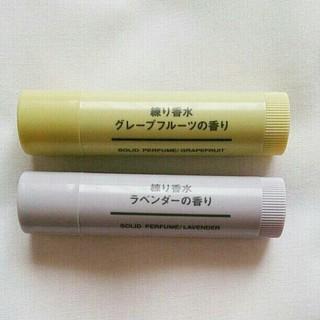 ムジルシリョウヒン(MUJI (無印良品))の無印良品  練り香水(その他)