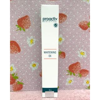 プロアクティブ(proactiv)のプロアクティブ ホワイトニングEX 30g 新品(美容液)