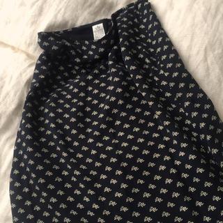 ロキエ(Lochie)のvintage flower skirt 🌷(ロングスカート)