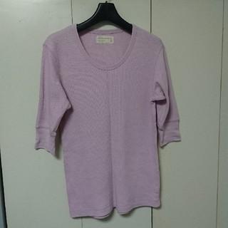 ダブテイル(Dovetail)のDOVETAIL 五分丈カットソー(Tシャツ/カットソー(七分/長袖))