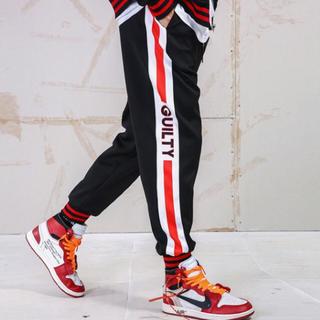 aw新作 トラックパンツ 2カラー supreme GUCCI adidas (ジャージ)