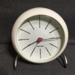 アルネヤコブセン(Arne Jacobsen)のikkyo様専用 ARNE JACOBSEN テーブルクロック アラーム(置時計)