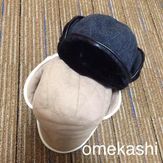 ミスティック(mystic)の新品❁omekashi ベビーフライト帽(帽子)