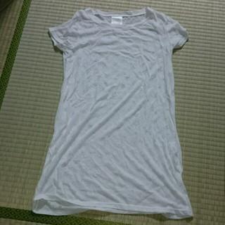 ラヴィジュール(Ravijour)のravijour透け星Tシャツ(Tシャツ(半袖/袖なし))