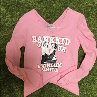 バンクキッズ(BANK KIDS)のサイズ110(Tシャツ/カットソー)