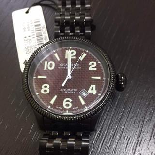 シーレーン(SEALANE)の【新品未使用品】SEALANE(腕時計(アナログ))