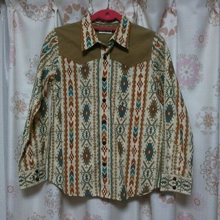 チチカカ(titicaca)のチチカカ ネイティブシャツ あゆみ様専用(シャツ/ブラウス(長袖/七分))