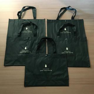 グリーンレーベルリラクシング(green label relaxing)のグリーンレーベルリラクシングのショッパー5枚セット♡ショップ袋(ショップ袋)