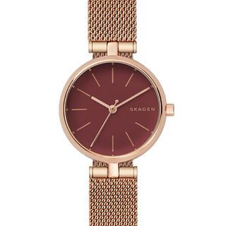 スカーゲン(SKAGEN)のスカーゲン SKAGEN レディース腕時計 シグネチャ(腕時計)