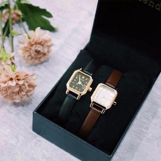 リエンダ(rienda)の♡店舗限定♡ノベルティ♡riendaリエンダ♡ウォッチ♡腕時計(腕時計)