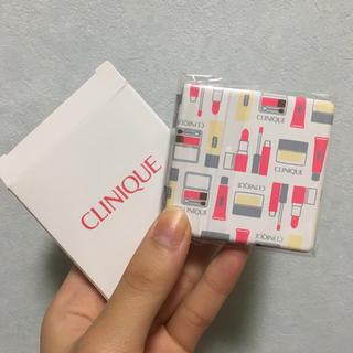 クリニーク(CLINIQUE)のクリニーク ミラー 手鏡 !非売品!(ミラー)