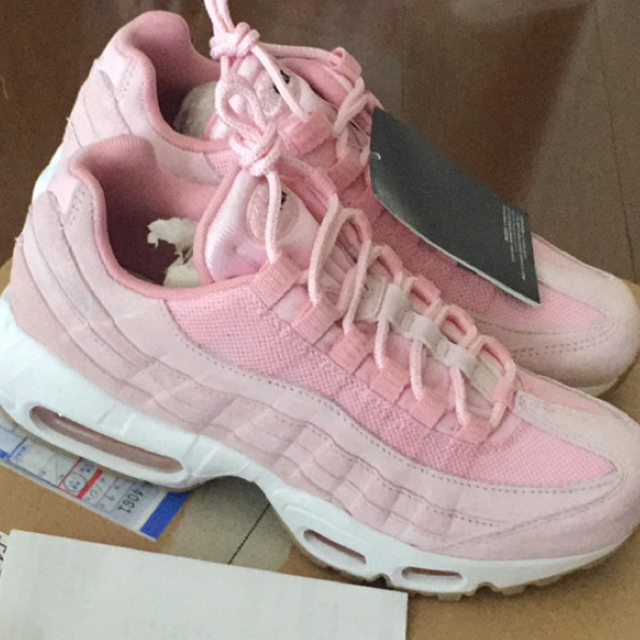 reputable site 242f1 6d3f7 NIKE WMNS AIR MAX 95 SD PRISM PINK