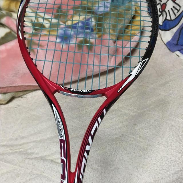 91d66dc0b21de7 ネクシーガ 50 スポーツ/アウトドアのテニス(ラケット)の商品写真