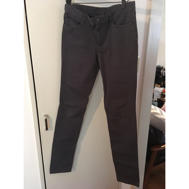 MUJI (無印良品)(ムジルシリョウヒン)の無印 スキニーパンツ サイズ64 レディースのパンツ(スキニーパンツ)の商品写真