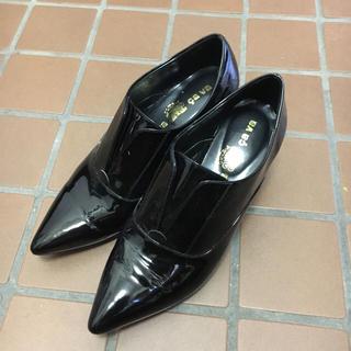 サヴァサヴァ(cavacava)のアリサ様専用【美品】cavacava エナメルシューズ(ローファー/革靴)