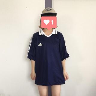 アディダス(adidas)のadidas ユニホームTEE(Tシャツ/カットソー(半袖/袖なし))